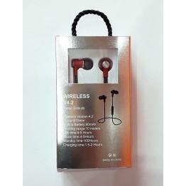 Беспроводные спорт-наушники с Bluetooth и аккумулятором SQ-BT08