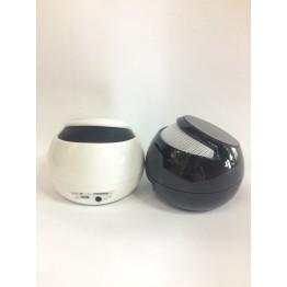 колонка с подставкой для телефона, SD, FM, Bluetooth, аккуму.,  и 1-динамиком 8см*7.5см T5