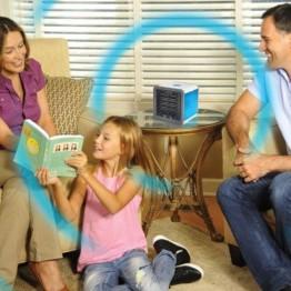 Водный охладитель воздуха (air cooler) от USB с подсветкой 10W ARCTIC AIR