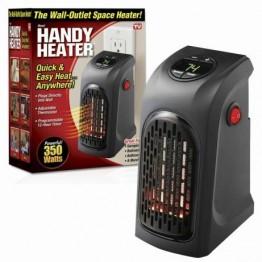 портативный обогреватель (HANDY HEATER) с таймером, выключателем и регулятором температуры 400ватт