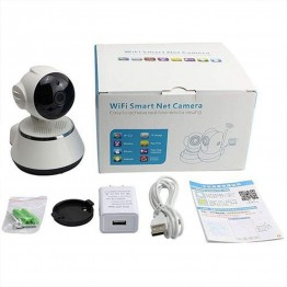 Камера wifi с SD card, ночным режимом и громкой связью Q6