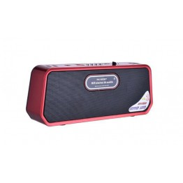 колонка с USB, SD, FM, Bluetooth и 2-динамиками 21см*8.5см*4.7см GOLON RX-S02BT