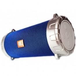 колонка JBL с USB, SD, FM, Bluetooth, 2-динамиками и светомузыкой 19см*8см S07