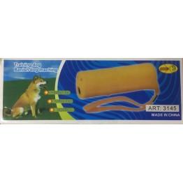 ультразвуковой отпугиватель собак с фонариком и бтарейкой в комплекте ART:3145